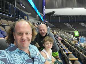 Noah attended Jacksonville Icemen vs. Orlando Solar Bears - ECHL on Apr 15th 2021 via VetTix