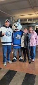 Greg attended Jacksonville Icemen vs. Orlando Solar Bears - ECHL on Apr 15th 2021 via VetTix