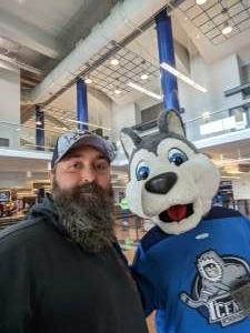 Chris attended Jacksonville Icemen vs. Orlando Solar Bears - ECHL on Apr 15th 2021 via VetTix