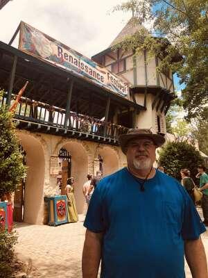 Joe Worley attended Georgia Renaissance Festival on May 1st 2021 via VetTix