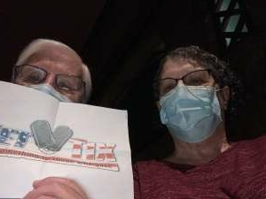 Ted  attended The Eagles Greatest Hits performed by Classic Albums Live on Apr 17th 2021 via VetTix