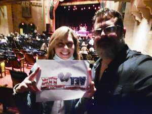 Marc V attended The Eagles Greatest Hits performed by Classic Albums Live on Apr 17th 2021 via VetTix