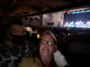 Steven K. attended The Eagles Greatest Hits performed by Classic Albums Live on Apr 17th 2021 via VetTix
