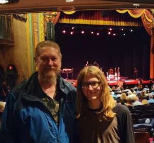 David attended The Eagles Greatest Hits performed by Classic Albums Live on Apr 17th 2021 via VetTix