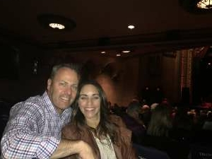 Mike attended The Eagles Greatest Hits performed by Classic Albums Live on Apr 17th 2021 via VetTix