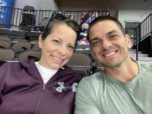 Sheila B attended Jacksonville Icemen vs. South Carolina Stingrays - ECHL on Apr 18th 2021 via VetTix