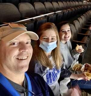 Chris  attended Jacksonville Icemen vs. South Carolina Stingrays - ECHL on Apr 18th 2021 via VetTix