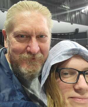David attended Jacksonville Icemen vs. South Carolina Stingrays - ECHL on Apr 18th 2021 via VetTix