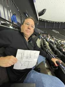 JSimpson attended Jacksonville Icemen vs. South Carolina Stingrays - ECHL on Apr 18th 2021 via VetTix