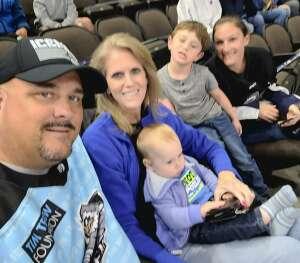 Robert attended Jacksonville Icemen vs. South Carolina Stingrays - ECHL on Apr 18th 2021 via VetTix