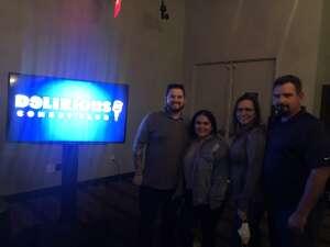 Juan Diaz attended Delirious Comedy Club on Apr 24th 2021 via VetTix