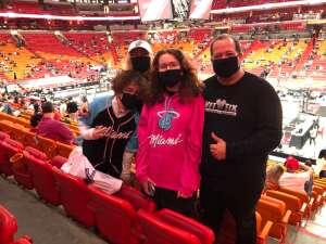 Click To Read More Feedback from Miami Heat vs. Houston Rockets - NBA