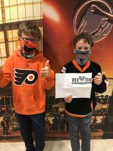 Click To Read More Feedback from New Jersey Devils vs. Philadelphia Flyers - NHL