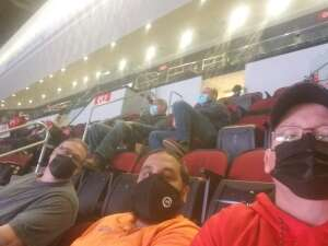 RDB attended New Jersey Devils vs. Philadelphia Flyers - NHL on Apr 27th 2021 via VetTix