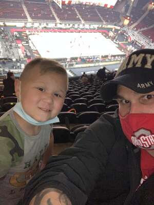Matthew Klempay attended Cleveland Cavaliers vs. Chicago Bulls - NBA on Apr 21st 2021 via VetTix