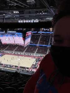 Rosita attended Cleveland Cavaliers vs. Chicago Bulls - NBA on Apr 21st 2021 via VetTix