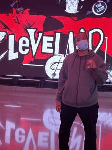 A Turner attended Cleveland Cavaliers vs. Chicago Bulls - NBA on Apr 21st 2021 via VetTix