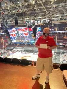 Greg attended Cleveland Cavaliers vs. Orlando Magic - NBA on Apr 28th 2021 via VetTix