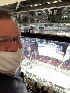John L attended Cleveland Cavaliers vs. Orlando Magic - NBA on Apr 28th 2021 via VetTix