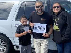 Ray attended Austin Gilgronis vs. Rugby United New York - Major League Rugby on May 15th 2021 via VetTix