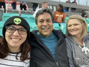 Rob attended Austin Gilgronis vs. Rugby United New York - Major League Rugby on May 15th 2021 via VetTix