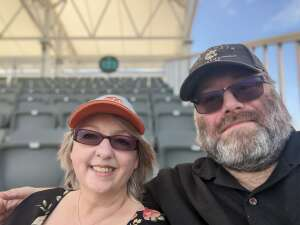 Charles & Linda attended Austin Gilgronis vs. Rugby United New York - Major League Rugby on May 15th 2021 via VetTix
