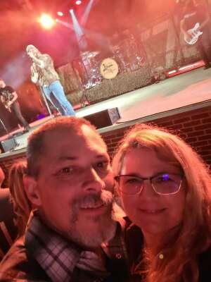 Lewis  attended Jon Langston - Live at the Plant on Apr 30th 2021 via VetTix