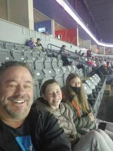 Bob attended Rapid City Rush vs. Kansas City Mavericks - ECHL on May 1st 2021 via VetTix