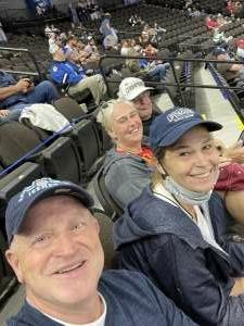 Rich  attended Jacksonville Icemen vs. Greenville Swamp Rabbits - ECHL on May 5th 2021 via VetTix