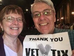 B. Castro attended Jim Brickman on May 2nd 2021 via VetTix