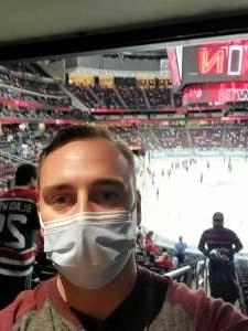 ADUSAF attended New Jersey Devils vs. Philadelphia Flyers - NHL on Apr 29th 2021 via VetTix