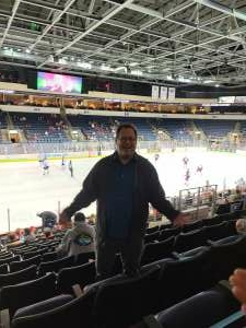 Mike N attended Allen Americans vs. Tulsa Oilers - ECHL on May 5th 2021 via VetTix