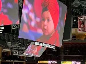Charlie May attended Arizona Coyotes vs. Vegas Golden Knights - NHL on Apr 30th 2021 via VetTix