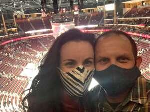Tyson attended Arizona Coyotes vs. Vegas Golden Knights - NHL on Apr 30th 2021 via VetTix