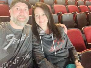 Erin attended Arizona Coyotes vs. Vegas Golden Knights - NHL on Apr 30th 2021 via VetTix