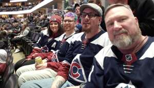 Lowell attended Arizona Coyotes vs. Vegas Golden Knights - NHL on May 1st 2021 via VetTix