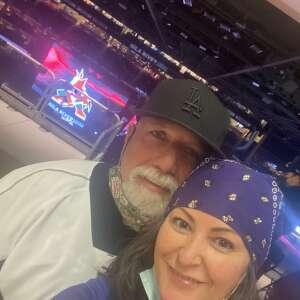 Earl attended Arizona Coyotes vs. Los Angeles Kings (correction) - NHL on May 3rd 2021 via VetTix