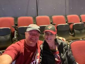 Cold War Tom attended Arizona Coyotes vs. Los Angeles Kings (correction) - NHL on May 3rd 2021 via VetTix