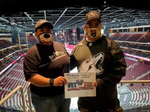 Click To Read More Feedback from Arizona Coyotes vs. Los Angeles Kings (correction) - NHL