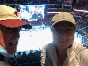 Margaret attended Arizona Coyotes vs. Los Angeles Kings (correction) - NHL on May 3rd 2021 via VetTix