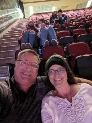 5/3 Hockey Game attended Arizona Coyotes vs. Los Angeles Kings (correction) - NHL on May 3rd 2021 via VetTix