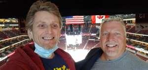 Matthew N attended Arizona Coyotes vs. Los Angeles Kings (correction) - NHL on May 3rd 2021 via VetTix