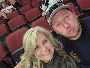 Shaun V attended Arizona Coyotes vs. Los Angeles Kings (correction) - NHL on May 3rd 2021 via VetTix