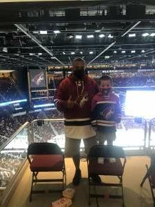 Sgt. Rick attended Arizona Coyotes vs. Los Angeles Kings (correction ) - NHL on May 5th 2021 via VetTix