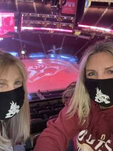 Chief attended Arizona Coyotes vs. Los Angeles Kings (correction ) - NHL on May 5th 2021 via VetTix