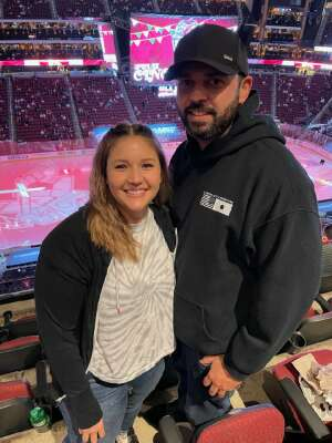 Anthony Gonzalez attended Arizona Coyotes vs. Los Angeles Kings (correction ) - NHL on May 5th 2021 via VetTix
