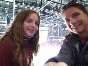 Johnson attended Arizona Coyotes vs. Los Angeles Kings (correction ) - NHL on May 5th 2021 via VetTix