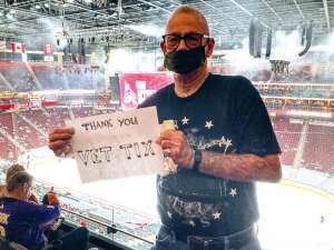Click To Read More Feedback from Arizona Coyotes vs. Los Angeles Kings (correction ) - NHL