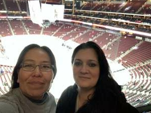 Leslie Charley attended Arizona Coyotes vs. Los Angeles Kings (correction ) - NHL on May 5th 2021 via VetTix
