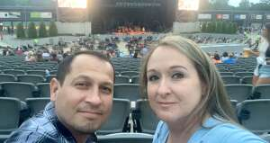 Phil attended Lee Brice on May 1st 2021 via VetTix